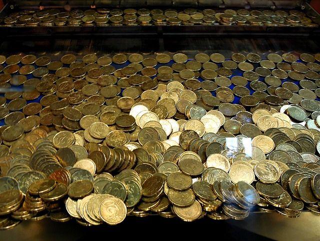 Gewinn aus einem Spielautomat